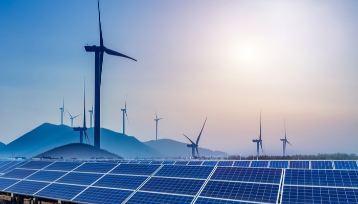 Renewable energy distance learning course